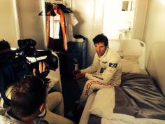 Mark Webber Le Mans 2014