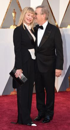 Kate Capshaw and Steven Spielberg at the 2016 Oscars Red Carpet - Zntent.com | Celebrity Photo,... http://zntent.com/kate-capshaw-and-steven-spielberg-at-the-2016-oscars-red-carpet/