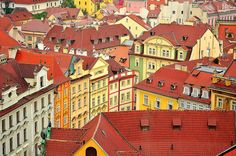 5 CHARACTERISTIC THINGS IN PRAGUE WHICH I HAVEN'T MET BEFORE