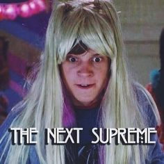 American Horror Story: Coven                                   Kyle Spencer...The Next Supreme? ;p