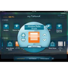 TaHomA Smart Home Automation. www.homecontrols.com #smarthome #automation