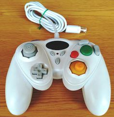 Retro Ordenadores Orty: GameCube Dual Shock Gamepad/Controller con LED Display