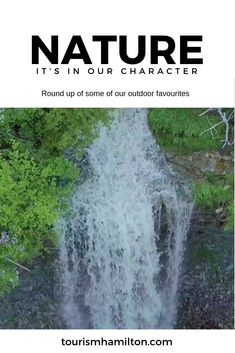 From tranquil to exhilarating, find your perfect outdoor adventure in Hamilton Natural Playground, The Great Outdoors, Niagara Falls, Hamilton, Paths, Tourism, Trail, Waterfall, Country Roads