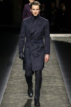 So sharp!  Brioni Fall 2015 Menswear - Collection - Gallery - Style.com