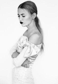 Martha Rose - Material Girl Magazine - Helen Kirkbright Photography