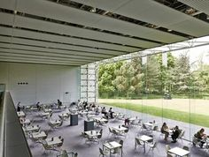 Sainsbury Centre for Visual Arts, University of East Anglia, Norwich, United Kingdom - Norman Foster