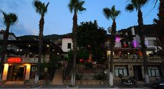Hotel Villa Daffodil Fethiye Hotel Villa Daffodil offers modern rooms with free Wi-Fi in a traditional-style building. It features an elegant pool area surrounded by a Mediterranean garden.  All rooms have a private balcony and large bay windows, some of which overlook the bay.