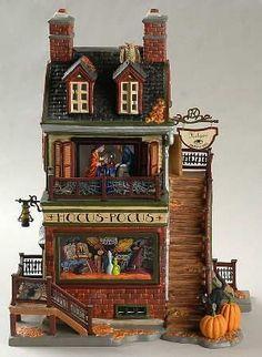 Dept 56 helga's house of fortunes