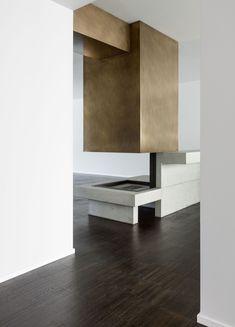 Minimalist Architecture, Architecture Details, Interior Architecture, Interior Inspiration, Design Inspiration, Townhouse Interior, Interior Decorating, Interior Design, Brick And Stone