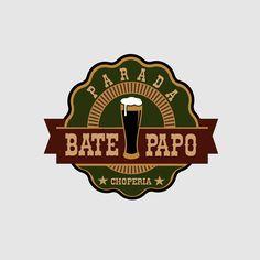 Logo Parada Bate Papo Criação: www.mwcreator.com.br Comunicação e design