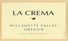 Tuesday spotlight: La Crema sources Pinot Noir from OR's Willamette Valley.  Dry, earthy, herbal, and so tightly wound — what a beautiful Pinot. The blast of cherry, plum, vanilla and herbs is Oregon refined and polished to a sparkling gem. This is a powerful, beautiful wine.