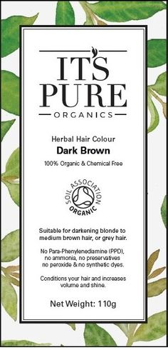 Soil Association Certified Organic Hair Dye - good for your hair and the most effective natural dye we've found so far for grey coverage. It's Pure Organics Herbal Hair Colour Dark Brown, only at Suvarna Dark Brown Hair Dye, Beige Blonde Hair, Blonde With Dark Roots, Medium Brown Hair, Light Blonde Hair, Blonde Hair With Highlights, Hair Color Dark, V Shaped Layered Hair, Organic Hair Dye