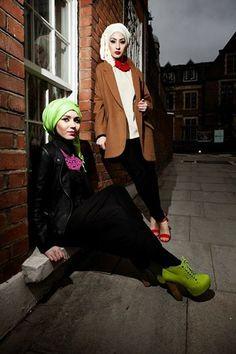 whoa stylish hijab