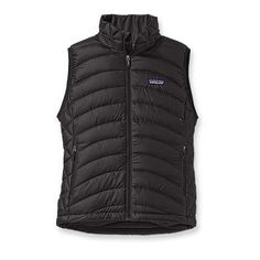 Patagonia vest. I want any color. preferably not black because I already have a black vest.