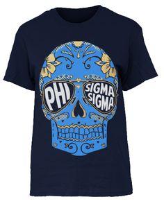 phi sigma sigma   sorority sugar
