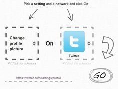 Easily manage all your social network settings