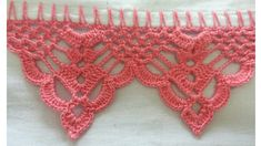 Diy Crafts - barradodecroche-Enjoy the videos and music you love, upload original content, and share it all with friends, family, and the world on You T-shirt Au Crochet, Crochet Buttons, Crochet Motifs, Crochet Shirt, Crochet Borders, Crochet Doilies, Crochet Flowers, Crochet Stitches, Crochet Patterns