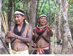 tribes Amazon indian
