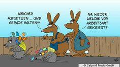 Vertretung für Ostern