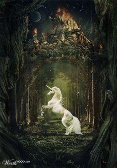 Unicorns and Pegasi 7 - Worth1000 Contests