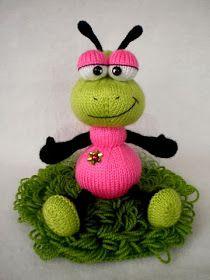 Knit Or Crochet, Crochet Gifts, Cute Crochet, Crochet Toys, Easy Crochet Patterns, Crochet Patterns Amigurumi, Handmade Toys, Handmade Crafts, Knitted Teddy Bear
