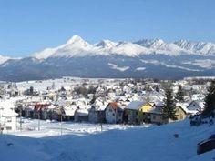 Slovakia, Važec - Village under the High Tatras High Tatras, Great Places To Travel, Heart Of Europe, Danube River, European Countries, Central Europe, Bratislava, Czech Republic, Homeland