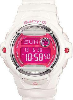G-Shock BG169R-7D Baby-G White & Pink Watch