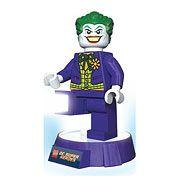 LEGO Joker DC Super Heroes Desk Lamp - http://lopso.com/interests/dc-comics/lego-joker-dc-super-heroes-desk-lamp/