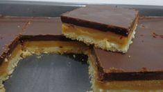 Prăjitura milionarului sau Twix de casă – pentru iubitorii de ciocolată și caramel! - Retete-Usoare.eu