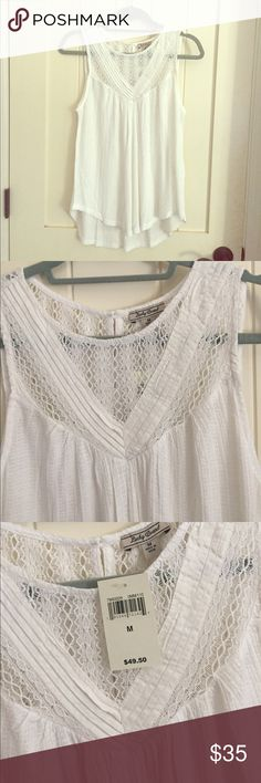 NWT Lucky Brand Blouse New Lucky Brand Tops Blouses