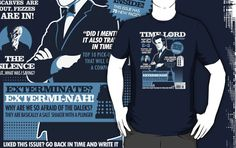 Time Lord Magazine by Tom Trager