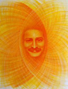 Meher Baba by Susan White