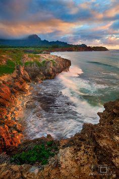 Cliffs of Gold by Adrian Klein on 500px