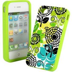 Lime green iphone 4 case