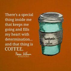 It's Coffee...Always Coffee ☕;)
