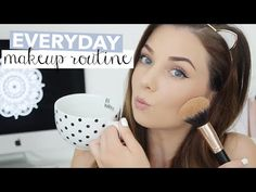 Everyday Makeup Routine / Tutorial | How To Start Your Day