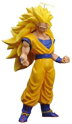 Toys & Hobbies Cheap Price Anime Dragon Ball Z Vegeta Super Saiyan 3 Gold Hair Blood Enchanted Trunks Goku Pvc Action Figure Dbz Collection Model 16 New Varieties Are Introduced One After Another