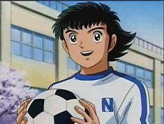 Captain Tsubasa mi primer, primer anime!!