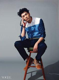 Choi Daniel - Vogue Magazine August Issue '14