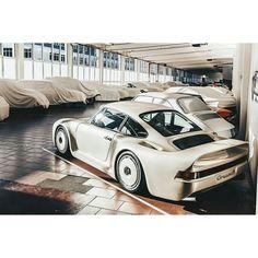 1981 Porsche Gruppe B #959