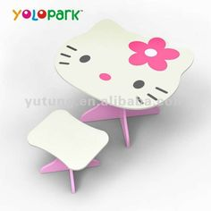 2012 MDF hello kitty furniture H1201