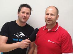Triathlon-Podcast Gründer Marco Sommer trifft Ralph Schick von www.triathlon.de