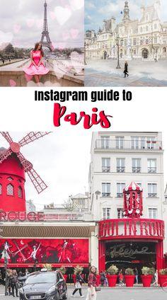 #Paris, #France, Instagram guide to Paris, Instagrammable places in Paris-2