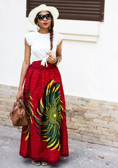 ~Latest African fash