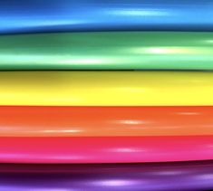 Multicoloured polypro hula hoops for kids & adults - available in weighted dance or featherlight options. Ideal for beginner hula hoopers. Hula Hoop, Artworks, Colours, Hula Hooping, Art Pieces
