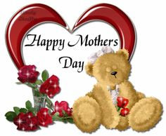 """""""Happy MOTHER'S DAY"""" {animated}  _____________________________ Reposted by Dr. Veronica Lee, DNP (Depew/Buffalo, NY, US)"""