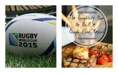 Watch coverage from the Rugby World Cup in the fabulous Loughside Bar & Grill @LoughErneResort
