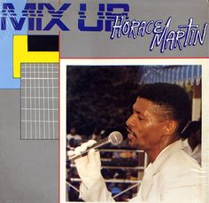 'Mix Up' by Horace Martin was released in 1988 on Redman International Records and was produced by Hugh 'Redman' James.  The album art was designed by Wilfred Limonious, and it is one of the more subdued Limonious. More - http://reggaealbumcovers.com/horace-martin-%E2%80%8E-mix-up-1988/