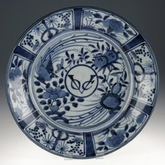 Plat VOC Japon, 18th, Scotish National Museum