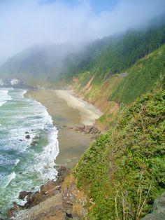 Pacific Ocean Oregon Coast